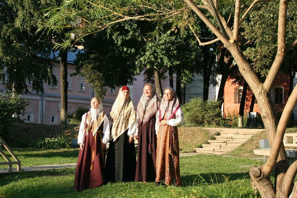 Zespół Wokalny Kluch Razumienia (St. Petersburg)